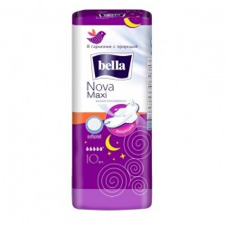 BELLA Nova Maxi softiplait белая линия 10шт